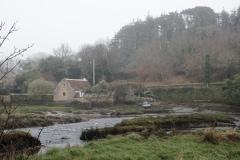 Pont Croix En attendant la marée