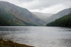 Glendalough Lac suppérieur