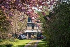 Jardin de la vallée, Berville-en-Roumois