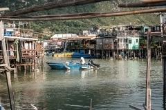 Tai O  - île de Lantau